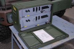 Stromversorgungsgerät in Alu-Kiste