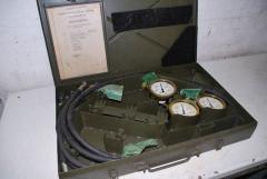 Prüfgerät für Hydraulikanlage