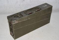 Munitionskiste MG Bundeswehr
