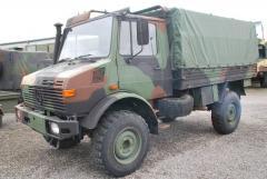 Unimog U 1300 L 2t Pritsche