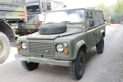 Land Rover 110 LHD Softtop