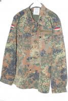 Bundeswehr Feldbluse flecktarn