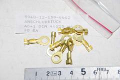 Anschlußstück, Kabelschuh, -6642, VPE 10 Stück