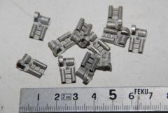 Kabelschuhe, Kabelverbinder, VPE 10 Stück