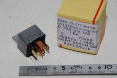 Kfz Relais, Bosch, 12V, 30A