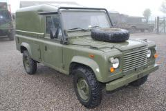"Land Rover 110 LHD Diesel Hardtop ""Tithonus"""