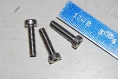 Zylinderschraube mit Innensechskant, M5 x 20, VPE 10 Stück
