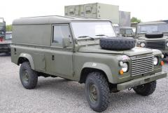 Land Rover 110 LHD Diesel Hardtop