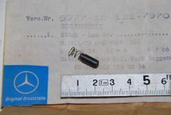Schleifkohle für Verteilerkappe Mercedes