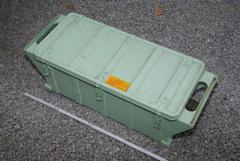 Batteriekasten mit Natosteckdose