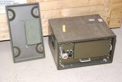 Video Prozessor in Alu Kiste