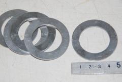 Unterlegscheibe, Alu, 33 x 50 x 2mm, VPE 5 Stück