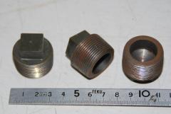 Verschlussschraube, M30 x 1,5 konisch