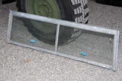 Frontscheibe komplett für Land Rover Serie