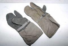 Bundeswehr Überhandschuh, einfach