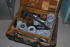 Werkzeugausstattung Vollkettenfahrzeug