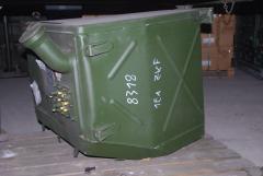 Tank, Kraftstofftank, MAN Kat1