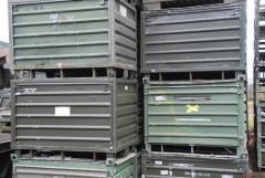 BW-Boxen, Palettenboxen