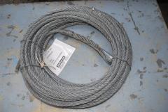 Drahtseil für Seilwinde