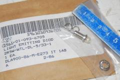 LED, 2R5W-WTL-DL-5/33-1, weis