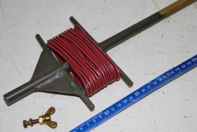 Erdungsstab mit Kabel