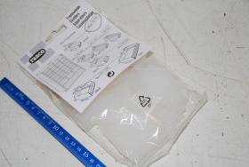 Trennwände für Kleinteilmagazin, VPE 60 Stück